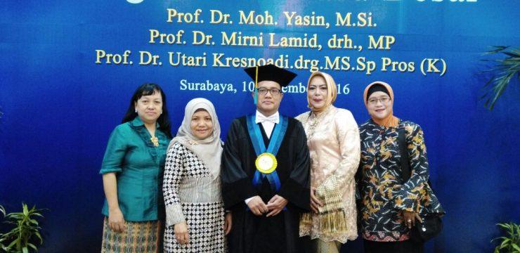 Pengukuhan Prof. Dr. Moh. Yasin, M.Si.