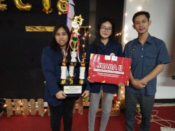 Juara 2- National Essay Competition (NEC 2018)